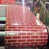 고품질 붉은 벽돌 PPGI