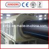선을 만드는 HDPE 관