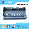 Laser compatible Toner Cartridge para Brother DR2025