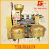 Sunflower Integrated Oil Press avec de la pression atmosphérique Filter (YZLXQ120-8)