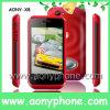 teléfono móvil androide 3.5inch con TV, Wif X8