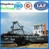 20 港の浚渫のための油圧砂の金の浚渫機械