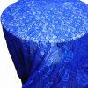 Tela de nylon azul del cordón del vestido de Fashin (NF1005)