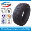 Neumáticos del vehículo de pasajeros del fabricante de China, polimerización en cadena, neumáticos sin tubo
