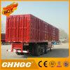 Van-Tipo aprobado semi-remolque de la ISO del CCC del CE
