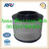 Filtre à air 17801-Oc010 de qualité pour Toyota