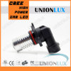 모든 차를 위한 5W 9006 LED 안개 램프 DC12V-24V