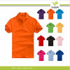 Custom-Made 65%Polyester Advertising Plain Polo Shirt (KY-P049)