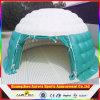 Высокое качество хлопает вверх шатер купола шатра раздувной, шатер крыши верхний для напольного