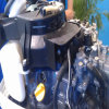 Motores marinas externos usados 4stroke