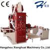 Una máquina de papel de color de impresión flexográfica