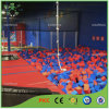 Grand centre durable de trempoline de saut pour des sports