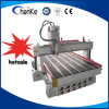 MDFBoard Plastic 3D Embossment Wood Cutting CNC Machine