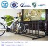 Basamento esterno di parcheggio della bicicletta di griglia del metallo dei 2015 metalli (iso approvato)