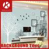 azulejos de la pared del fondo del diseño moderno 3D para la sala de estar etc