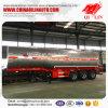 2017 de Nieuwe Prijs van de Fabriek Aanhangwagen van de Tanker van de Capaciteit van 30cbm - van 60cbm de Zure