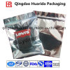 Plastikkleid-Paket-Aluminiumfolie-Beutel-Unterwäsche-Beutel mit Reißverschluss