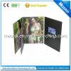 Карточка приглашения венчания экрана LCD кассет платья венчания
