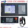 Niedriger Kosten 4 Mittellinie CNC-Prägecontroller