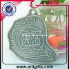 Médaille attribuée de bonne qualité avec plaqué