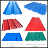 최고 판매 지붕 응용 Prepainted 색깔 입히는 물결 모양 강철판 /Plate