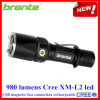 Spät 980 Lumen CREE Xm-L2 LED Gewitterleuchte
