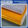Reflektierende Sicherheits-Verkehrsschild-Vinylfahnen-Materialien PVC-reflektierendes Vinyl