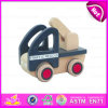Kids、Children、Baby W04A100のためのSmall Toy Wooden Model CarのためのMini Wooden Car Toyのための2015最上質のSafe Funny Wooden Toy Car