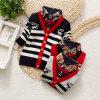 12gg 100%Cotton Spring/Autumn Boy Knitwear Children Cardigan