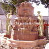 Carved di marmo Stone Sculpture e Fountain per il giardino di Outdoor/Landscape