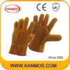 Корова Сплит кожа Промышленная безопасность водителя Рабочие перчатки (11202)