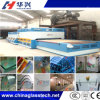 Production elevado Capacity Hot Sale Flat e Curved Glass Mini Glass Tempering Furnace