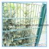 낮은 Carbon Steel Wire Mesh 또는 Double Wire Mesh Fence