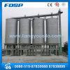 Esportazione del silo d'acciaio galvanizzato ondulato a spirale dell'alimentazione