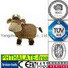 Le CE badine le jouet mou de peluche de bétail de vache à peluche de cadeau