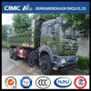 Carro de vaciado de Beiben 6*4 con 290-420HP y euro 2/3/4 estándar de emisión