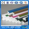 Het goedkope Profiel van de Profielen van Colorized UPVC van het Venster voor het Frame van Deuren & van Vensters