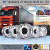 Alcoaのブランドがトラックおよびトレーラーのためのアルミ合金の車輪の縁を造ったのと同じ品質