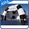 Black and White Inflatable Dome