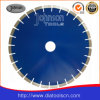 Le diamant scie la lame : laser Cutting Circular Saw Blade de 400mm pour Granite : Outil de diamant (1.3.2.2 .1)