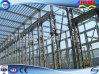 De Workshop van de Structuur van het staal die met Kraan wordt geïnstalleerdc