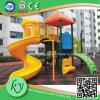 Kinder Outdoor Playground Big Slides für Sale Ky-10297