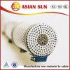 Il conduttore di alluminio di ACSR gradua ASTM secondo la misura standard B232, il BACCANO 48204, la parte 2 delle BS 215