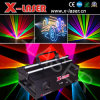 Laser Show de Light 5W RGB Full Color do disco