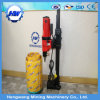 Core concreto Drilling Machine con Adjustable Bracket