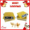 Giocattoli educativi della piccola incubatrice poco costosa automatica del pollo