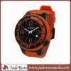 Heißes Verkaufs-Silikon-Legierungs-Uhr-Silikon alle Farben