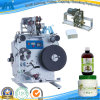 Round semiautomático Bottle Labeling Machine para Coconut Oil (GH-Y100)