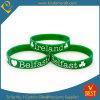 Wristband di gomma del silicone di modo promozionale di Scenics di turismo (LN-032)
