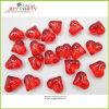 Confetti таблицы кубика льда красного сердца акриловый для венчания